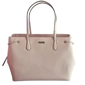 Kate Spade | Blush Pink Laurel Way Ari Large Tote
